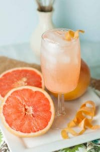 Dr. Feelgood's Grapefruit Cocktail