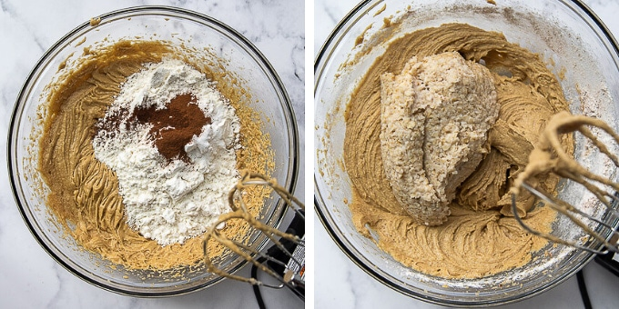images showing how to make oatmeal cake