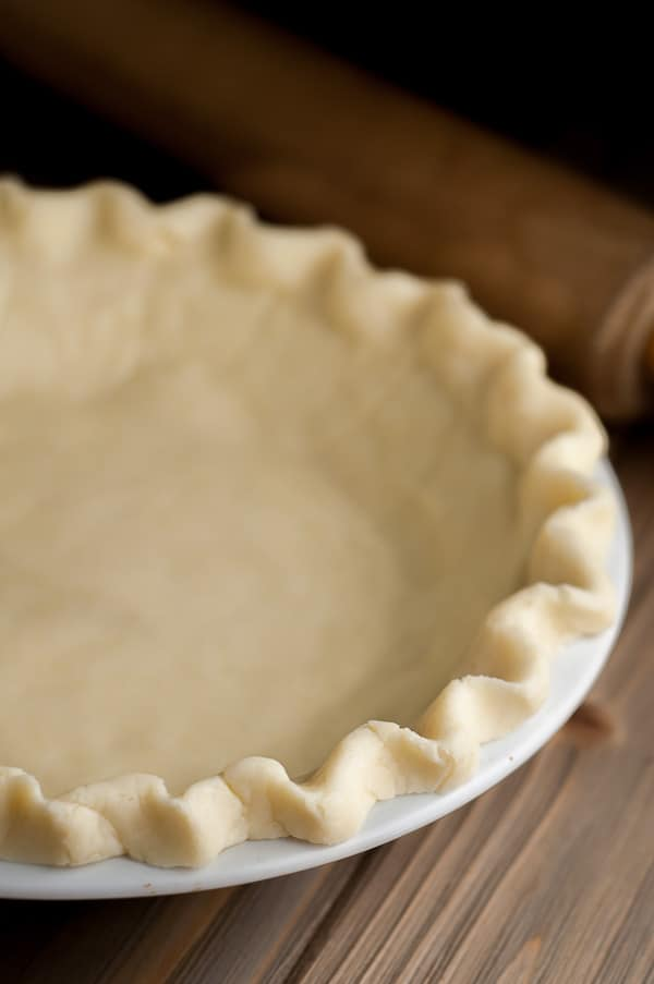 Gf pie crust king arthur