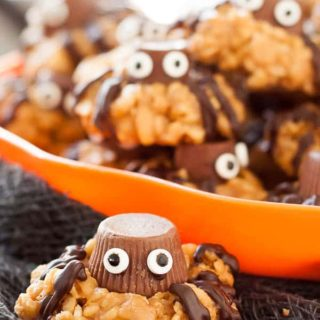 Easy Spider Cookies