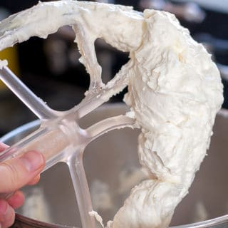 images showing how to make filling for ding dong cake