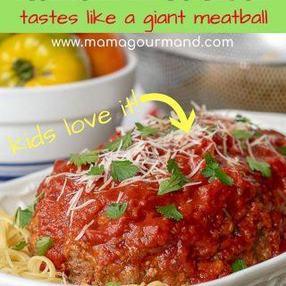 Italian meatloaf Pinterest