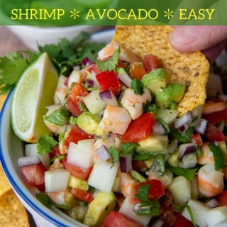 mexican ceviche pinterest pin