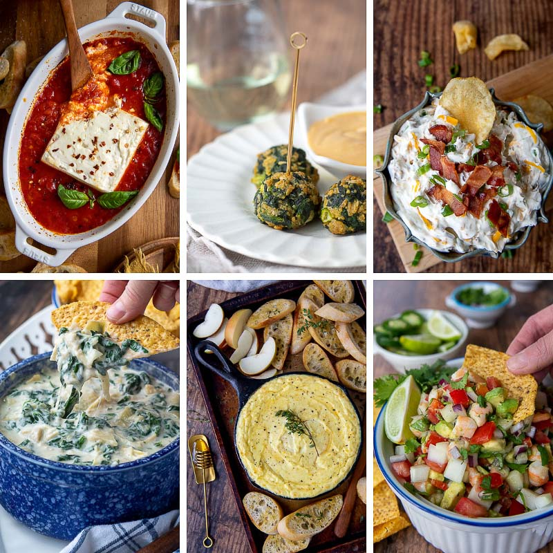 images of food to serve at a wine tasting party