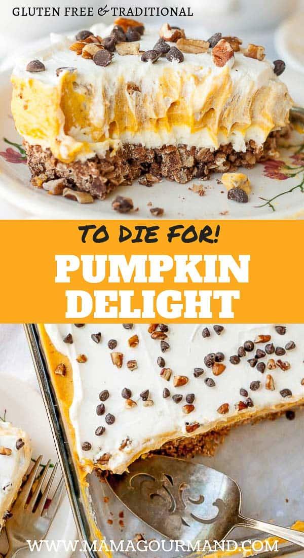 pumpkin delight pinterest