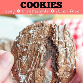 nutella cookies pinterest