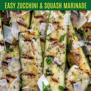 grilled zucchini and squash pin