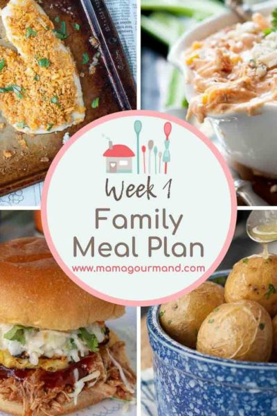 family meal plan logo