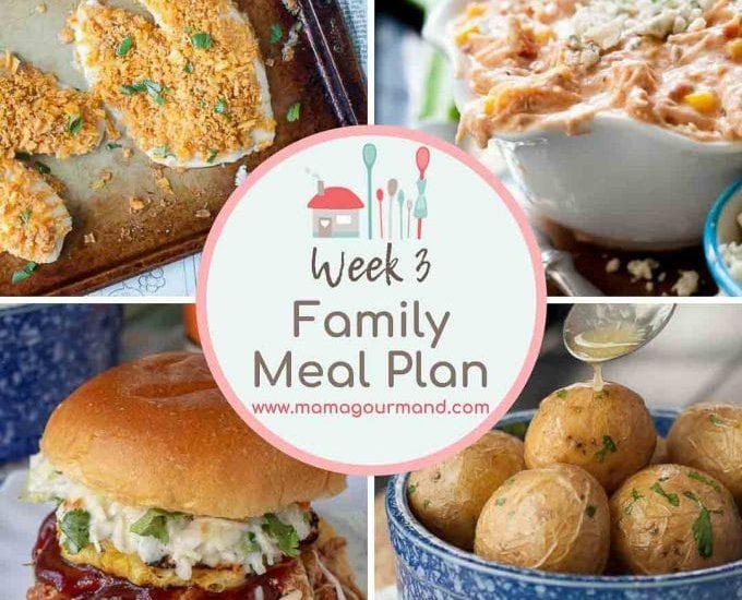 family meal plan logo