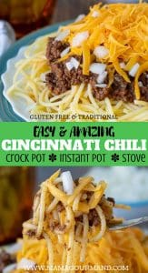 cincinnati chili pinterest pin
