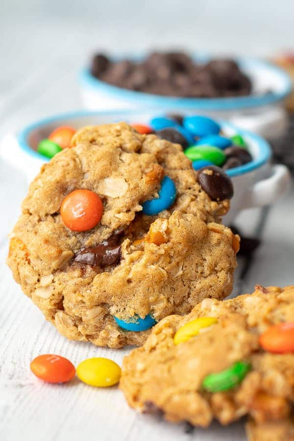 Kitchen Sink Cookies | Better Than Panera!