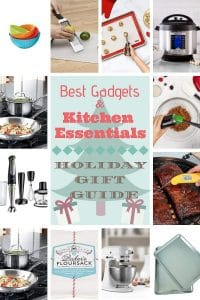 best kitchen tools holiday gift guide pin