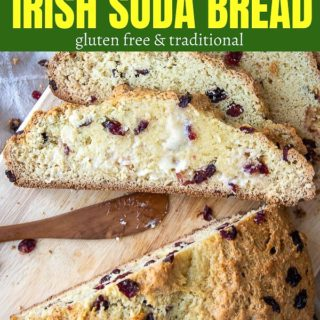 sweet irish soda bread pin