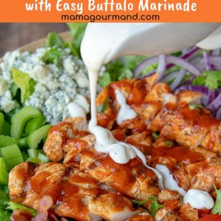 buffalo chicken pinterest pin