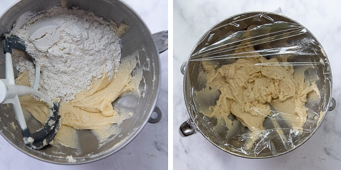 how to make gluten free cut out cookies