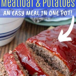instant pot meatloaf pinterest pin