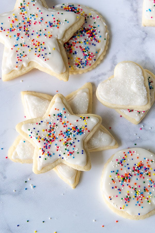 How To Make Sugar Cookie Icing Best Sugar Cookie Icing That Hardens