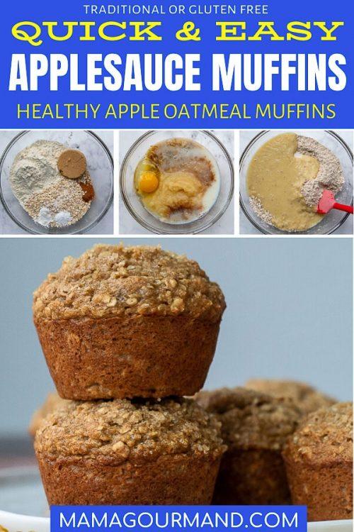 applesauce muffin pin