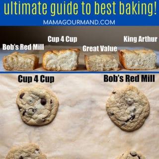 best Gluten Free Flour pin