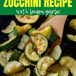 how to cook zucchini pinterest pin