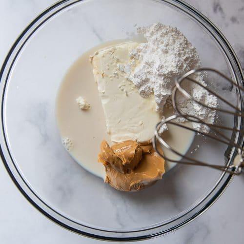 peanut butter pie filling