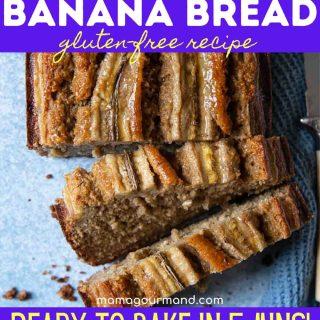 gluten free oatmeal banana bread pinterest