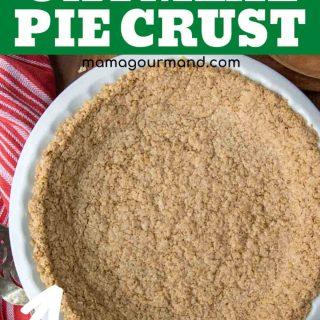oatmeal pie crust recipe pinterest pin